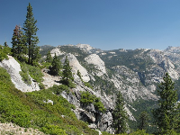 Beautiful view from Glacier Point.