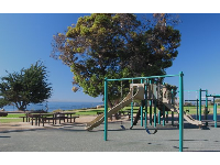 Playground at Lookout Park.