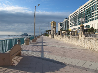 The boardwalk.