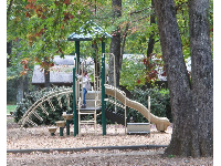 Playground near the visitor center.