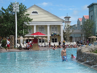 Pool at Saratoga Springs Resort.