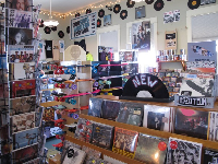 The record store, Central Square Records.