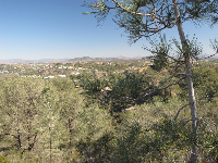 View from the South Broken Hill Trail.
