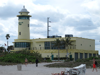Lighthouse building.