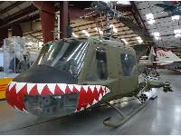 Shark helicopter!