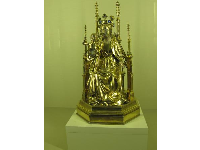 Container for holy relics.