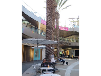 The outdoor mall called Santa Monica Place, at the south end of 3rd Street Promenade.