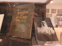 Exhibit about author Mary Austin.