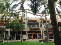 Stores at Waikiki Beach Walk.