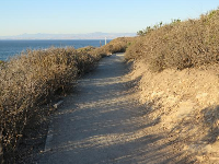 The Bluffs Trail.