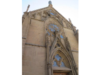 Loretto Chapel.