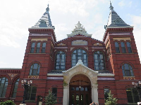 Arts and Industries Building.