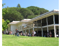 The dining commons.