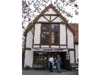 The Book Loft and the Hans Christian Andersen Museum.