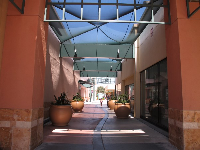 Janss Marketplace is an attractive mall- a real treasure.