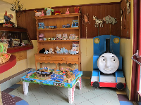 Store with Thomas the Tank Engine.