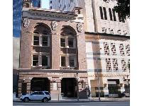 Historic building next to HSBC building.