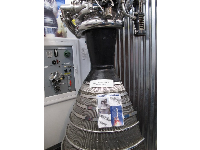 A real rocket engine.