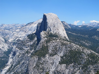 Half Dome, from Washburn Point.