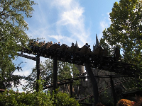 Flight of the Hippogriff ride!