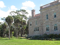 College Hall, the former Ringling estate.