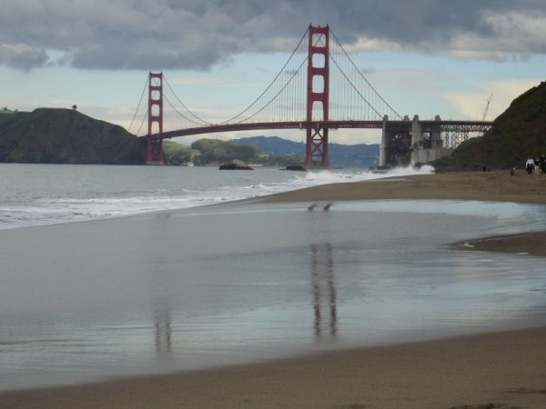 Baker Beach, San Francisco California