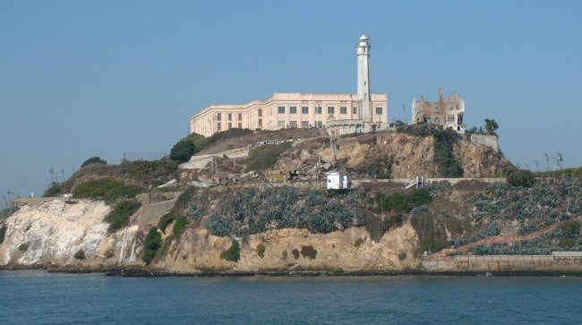 Alcatraz Island, San Francisco California