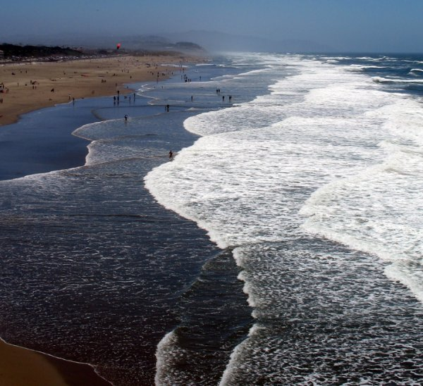 Ocean Beach, San Francisco California