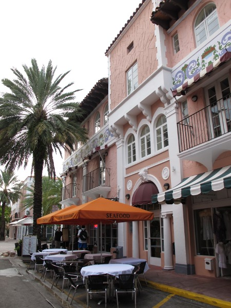 Espanola Way, South Beach, Miami FL