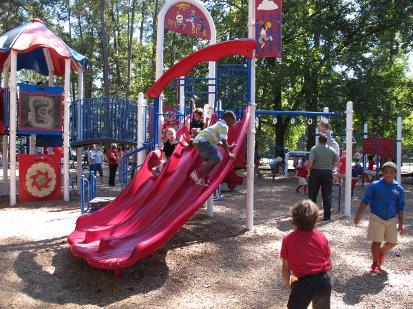 Westside Playground, Gainesville, North Florida FL
