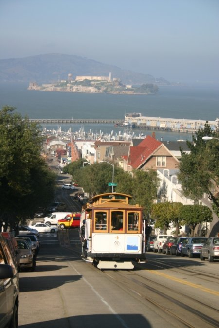 Cable Car Ride!, San Francisco California