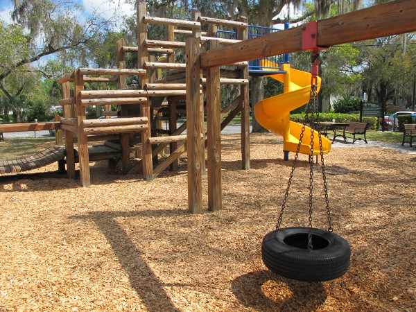 Azalea Lane Playground, Winter Park, Orlando FL