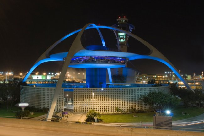 Encounter Restaurant, LAX, Los Angeles California