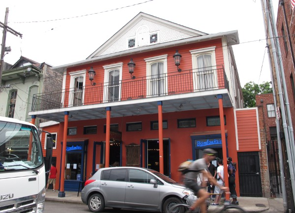 Frenchmen Street, New Orleans LA