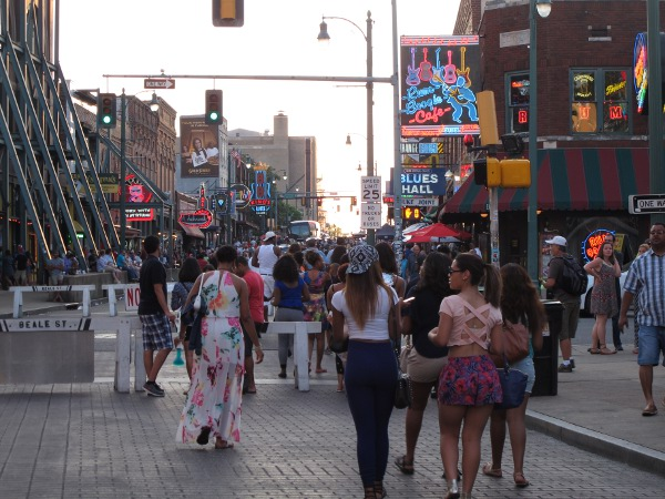 Beale Street, Memphis!, Tennessee TN