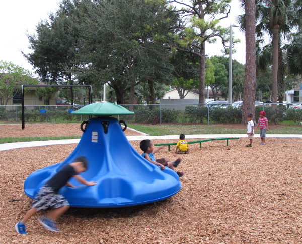Pine Gardens Playground, Jupiter, Palm Beach FL