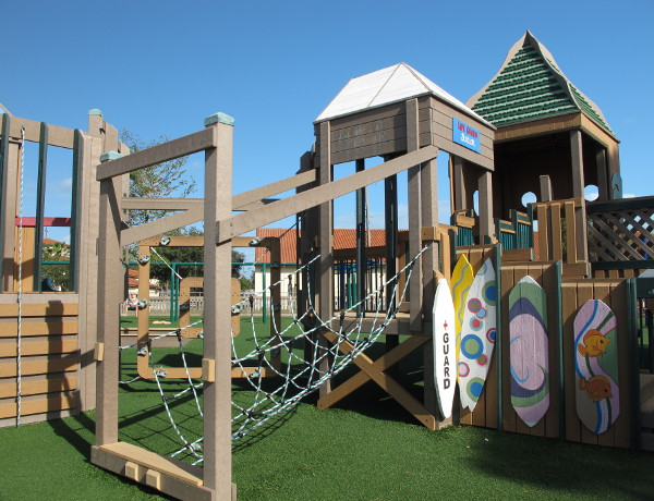 Jensen Beach Community Playground, Stuart FL