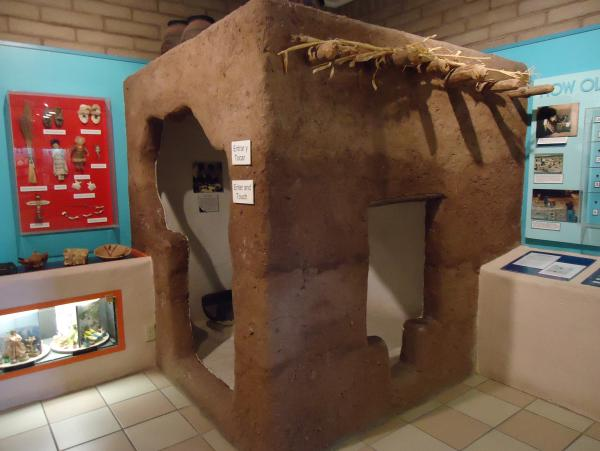 El Paso Museum of Archaeology, Texas TX