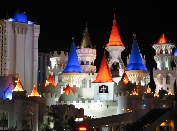 Excalibur Resort, Las Vegas Nevada