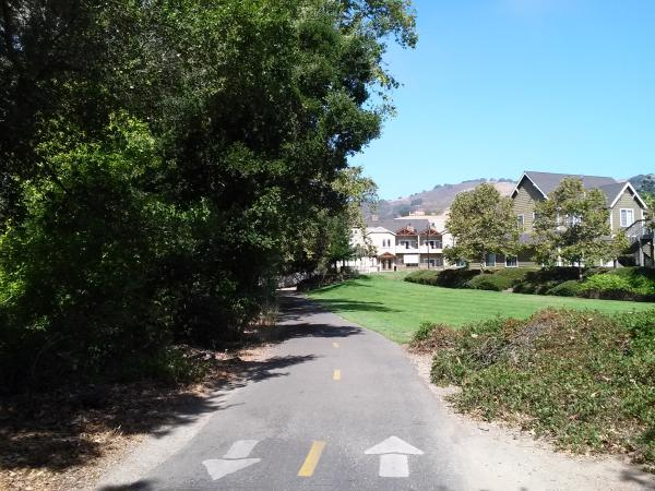 Bob Jones Bike Path, Avila Beach, San Luis Obispo California