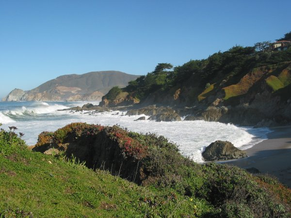Point Montara Lighthouse Beach, San Francisco California