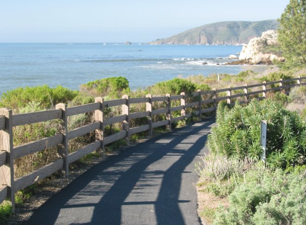 The Bluffs seaview walk, San Luis Obispo California