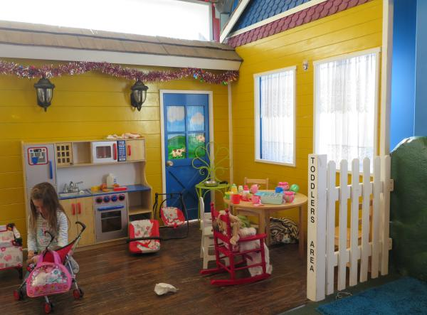 Paso Robles Children's Museum, San Luis Obispo California