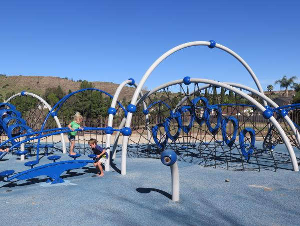 Wildflower Playground, Thousand Oaks, Ventura California