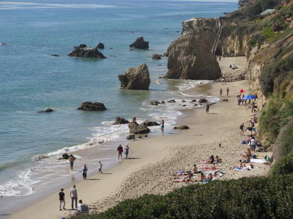 El Matador State Beach, Malibu, Los Angeles California