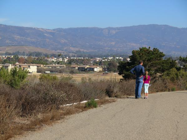 West Campus Trail, Goleta, Santa Barbara California