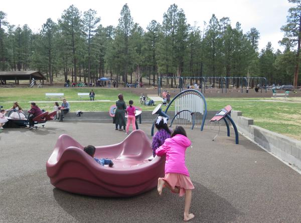 Thorpe Playground, Flagstaff, Arizona