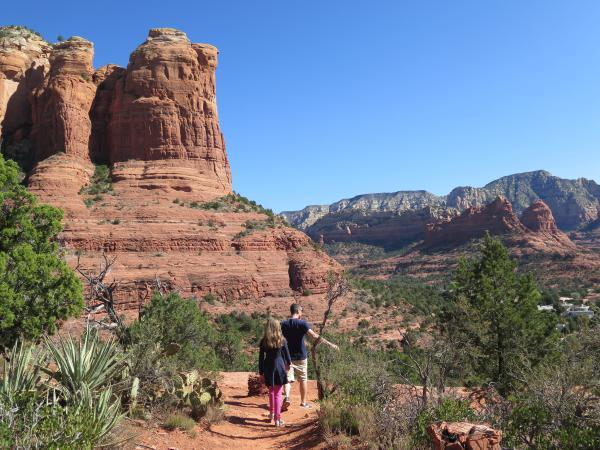 Sugar Loaf (Teacup) Trail, Sedona, Arizona