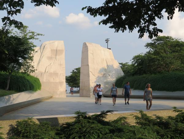 Martin Luther King Jr. Memorial, Washington DC DC