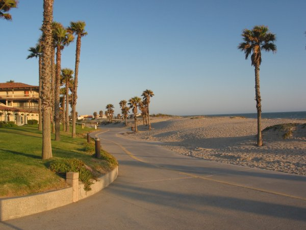 Oxnard Beach and Pirate Playground, Ventura California
